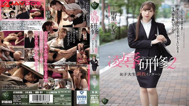 Attackers RBD-917 Insult Training 2 Female College Life Training Internship Akari Tsurugi