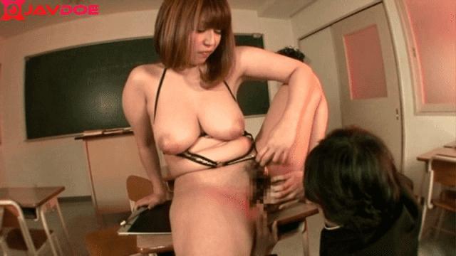 AVScollector's PAFN-003 Naho Hazuki Nao Teacher Tutoring Mutchimuchi Big Butt