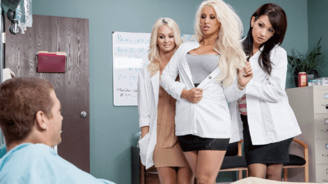 Brazzers 7547 Dr. Blue's on the Blow-Job Training