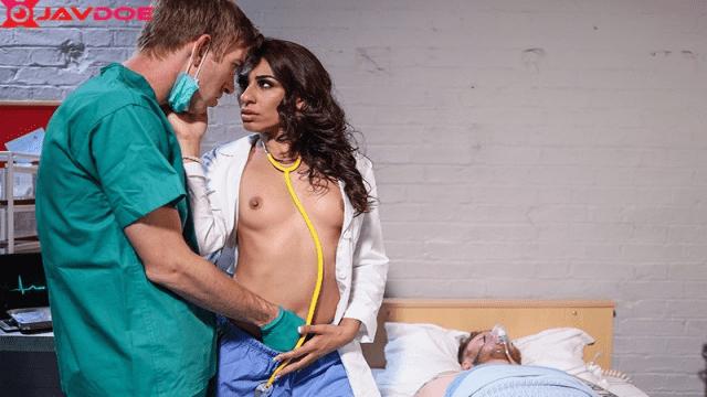 [Brazzers] Sahara Knite & Danny D Sexy Doctor Adventures 08.15.2018