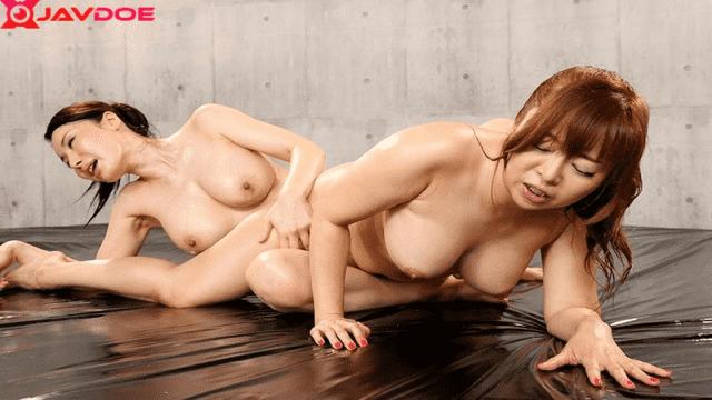 FHD ROCKET AVOP-390 Super Gachinko Naked Lesbattle DYNAMITE 2017 Series Winner and Legend Actress Dreams Showdown, Maximum Strongest Lesbian Queen Eight-Man Tournament
