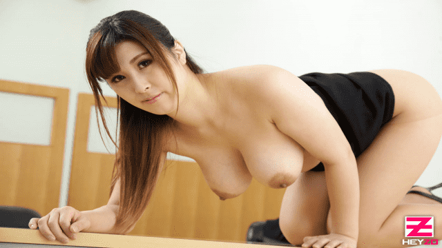 HEYZO 1137 Orihara Honoka I got a vaginal cum shot on mini skirt wearing! Is it