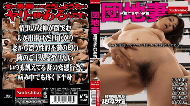 Nadeshiko nass-300 Apartment Wife Irresistible Cravings