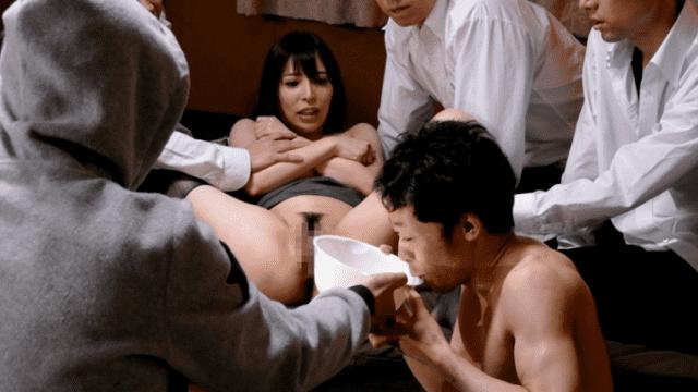 PREMIUM PRTD-001 I Do Not Sukuidase That The Woman Teacher Cheering The Dream Is Gangbang In DQN Us On Scared ... Aya Sakurai