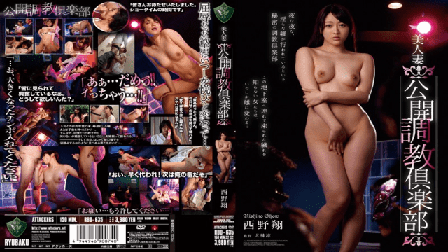 Attackers rbd-635 Hot Married Woman Public Breaking In Club   Sho Nishino