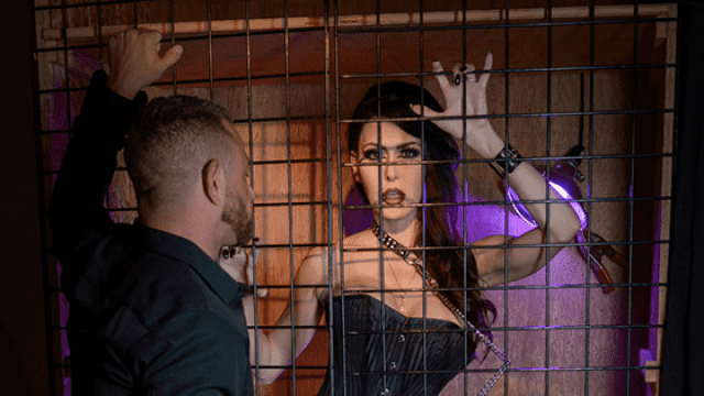 [Spizoo] Jessica Jaymes Got Caged 01.28.2019