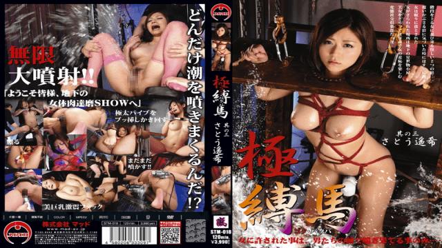 MAD stm-018 Wild and Tied Part 3 Haruki Sato