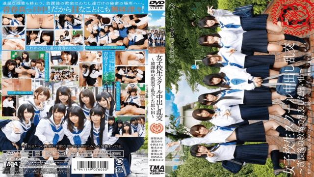 TMA t28-384 Schoolgirl Creampie School Orgy - Memories of Classroom Orgies After Class -
