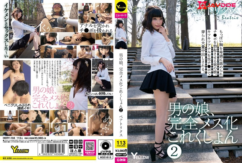 YELLOW / Mousouzoku HERY-104 A Man S Daughter Completely Turning Into A Woman Collection 2 Beatrix