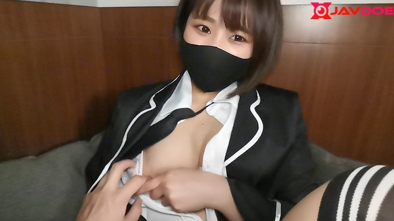 FC2-PPV 1702827 First Shot Uncensored Individual Shot Super Serious JD Plays Uniform With His First Daddy Activity Creampie Immediate Deletion Of Body